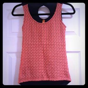Tank knit top S